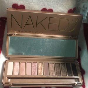 Other - Naked 3 palette